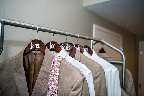 Wedding Party Hangers