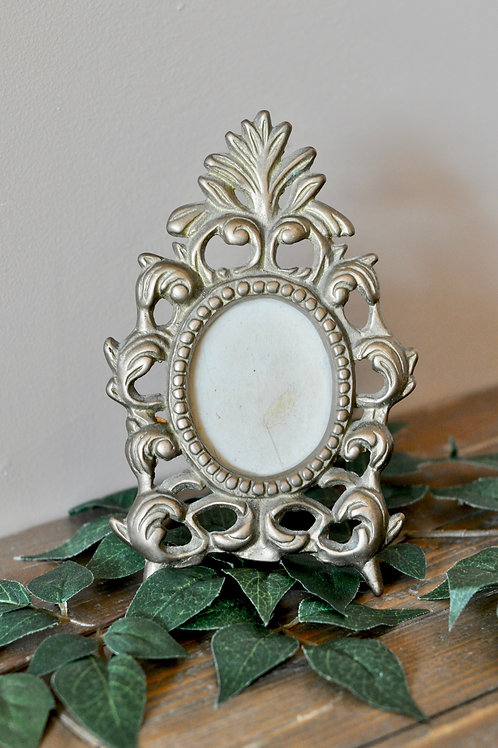 Small Gold Vintage Frame