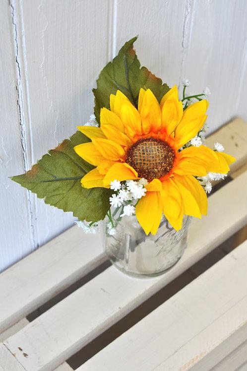 Medium Yellow Sunflower