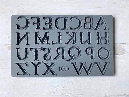 IOD Victoria Alphabet Moulds™