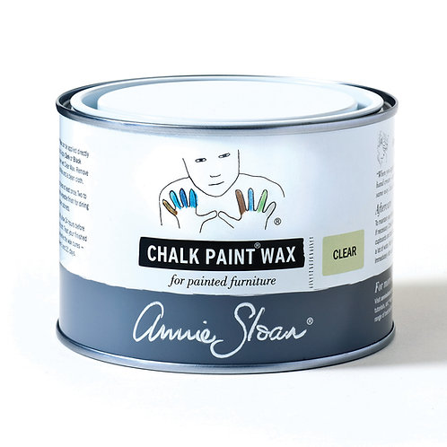 Annie Sloan Clear Chalk Paint® Wax