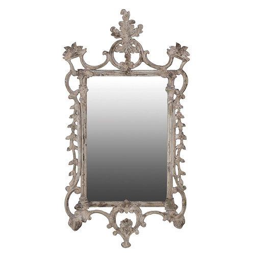 Fancy Framed Mirror