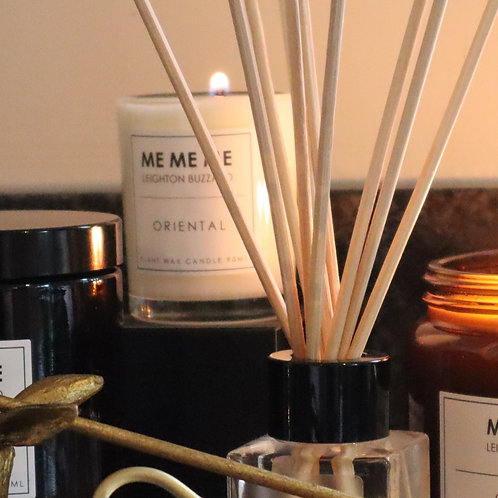 MeMeMe Angel Wings Small Candle