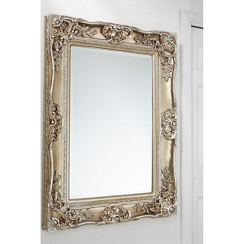 Ornate Decorative Edge Wall Mirror