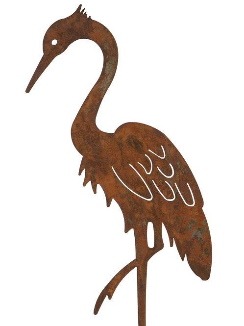 Rusty Heron on Stake