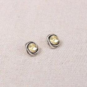 Jenna Champagne Earrings