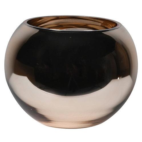 Gold Boulbous Bowl
