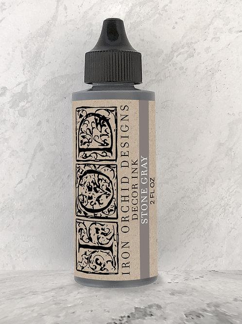 IOD Stone Grey Décor Ink