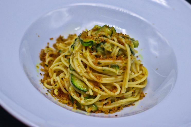 spaghetti zuchini