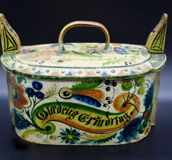 Norweigan Tine Box