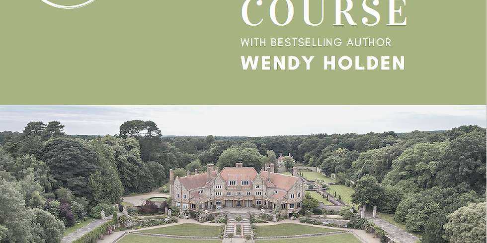 Creative Writing Course with Bestselling Novellist Wendy Holden