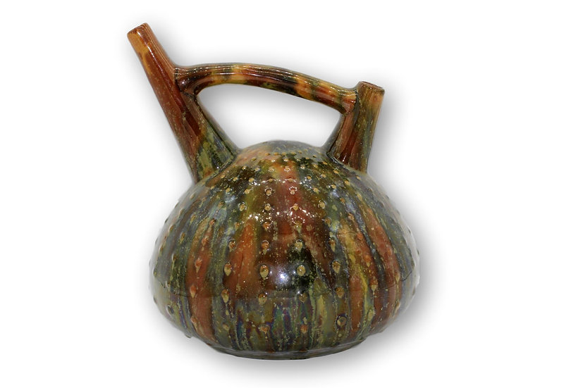 Christopher Dresser Urchin Vase