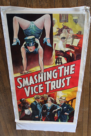 Smashing The Vice Trust Original Movie Poster