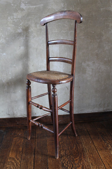 Regency Antique Correctional Childs Chair