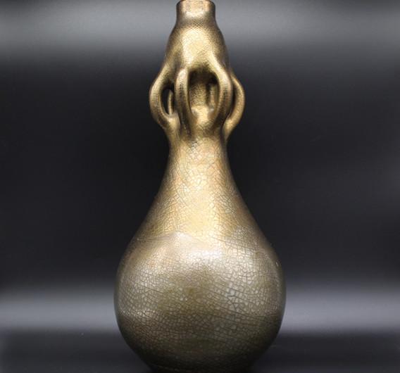 Edmund Elton Sunflower Pottery