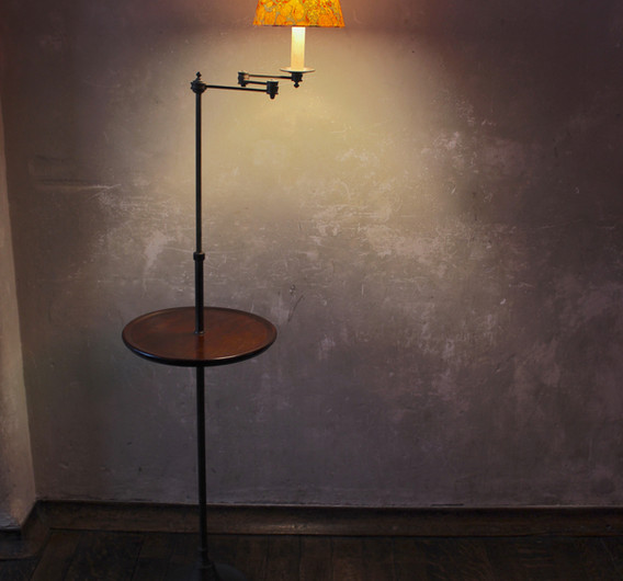 Library Reading Lamp