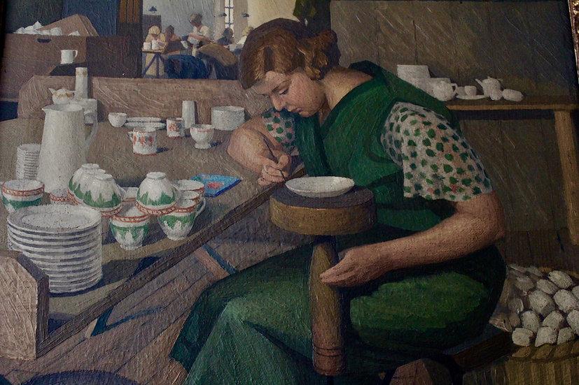 Richard Naish, The China Works 1948
