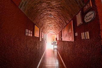Pasillo Hotel Pórtico