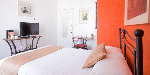 Habitación Sencilla Hotel Pórtico