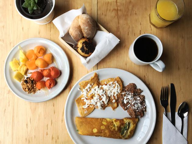 Desayuno incluido / Breakfast included