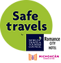 Logotipo SafeTravels Stamp Romance.png