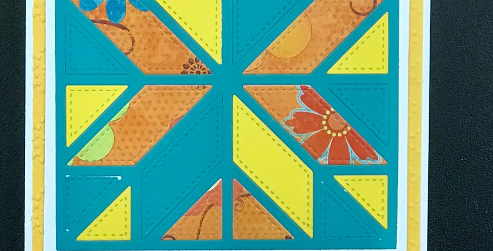 """Card, 4.75""""x6""""- Every quilter has a masterpiece within."""