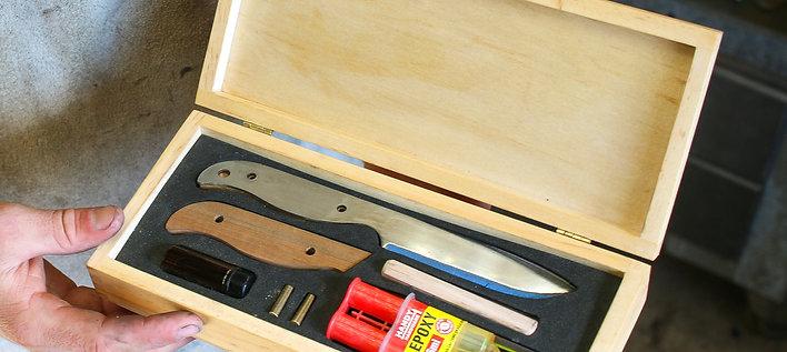 DIY Knife Kit
