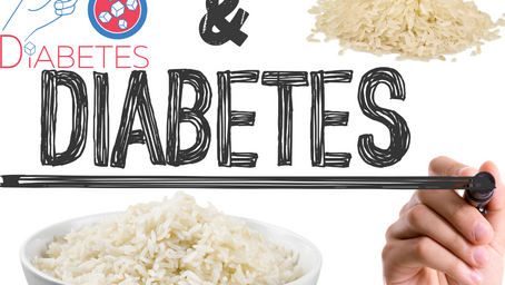 """""""Clear Link"""" Between White Rice & Diabetes"""