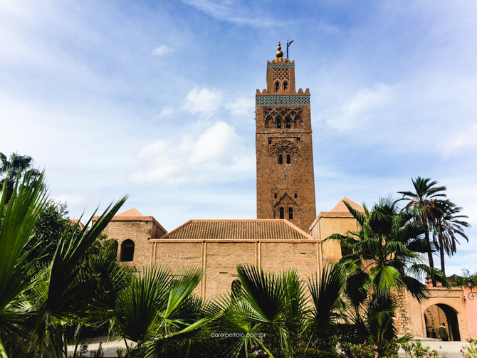 Ah... o Marrocos!
