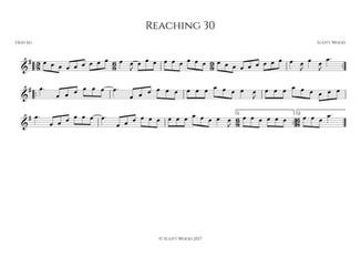 Reaching 30