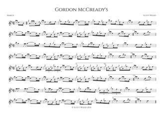 Gordon McCready's