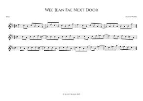 Wee Jean Fae Next Door