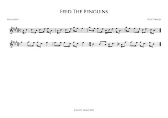 Feed the Penguins