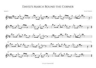 David's March Round the Corner