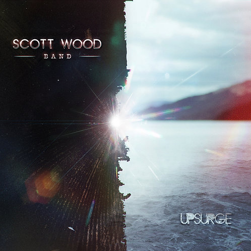 Scott Wood Band | Upsurge (Physical CD)
