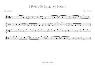 6 Pints Of Milk In 1 Night