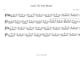 Last To The Boat