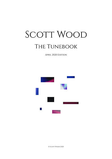 2. Scott Wood Music - The Tunebook - Fro