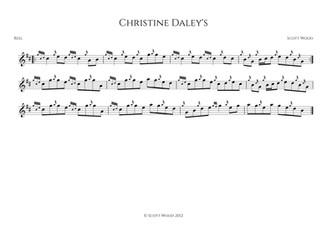 Christine Daley's