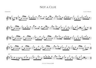 Not A Clue