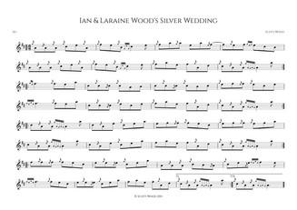 Ian & Laraine Wood's Silver Wedding