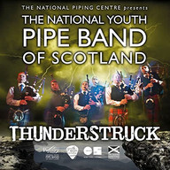 The National Youth Pipe Band Of Scotland | Thunderstruck