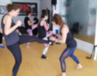 Power Kickboxing