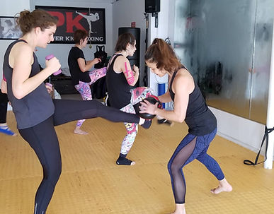 Power Kickboxing