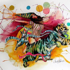 #art #artherapy #watercolor #liberty #im