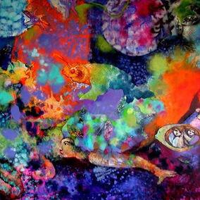 #mermaid #colorful #art.jpg