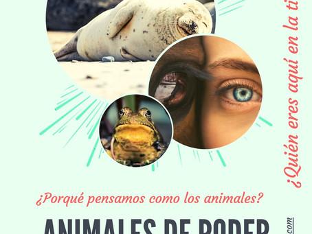 Animales de poder y Arte-terapia Gratis para terapeutas.
