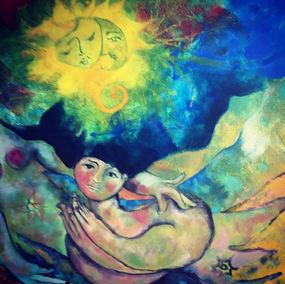 #inprogress #imagination #soul #colorful