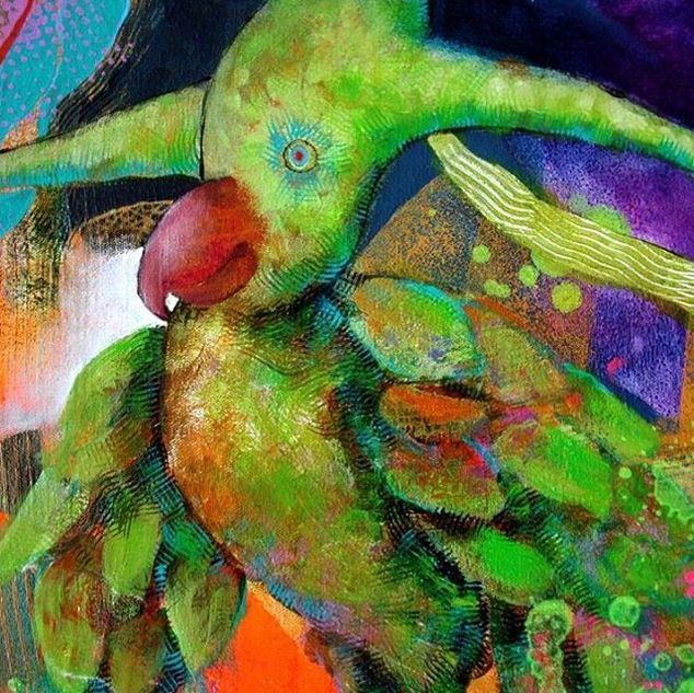 #lovenature #parrot #lovenature #art #co