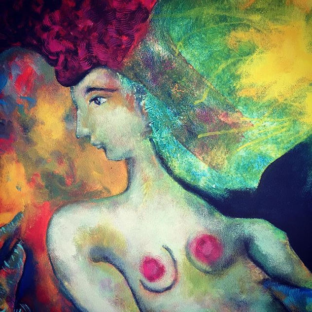 #inprogress #art #colorful #soul #imagin